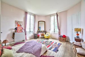 Chambres d'hotes/B&B Chateau Rambaud by Weekome : Appartement 3 Chambres