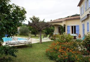 Hebergement Holiday villa with private pool in the Cevennes, South of France : photos des chambres