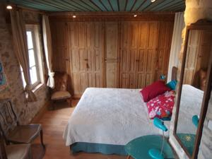 Chambres d'hotes/B&B Riverside Home Cottage : Chambre Double