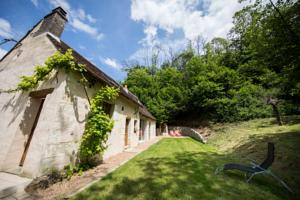 Hebergement Holiday home Le Vaugarnier : photos des chambres