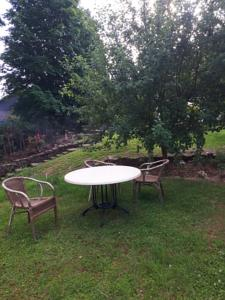 Chambres d'hotes/B&B Serendipity Bed&Breakfast : Chambre Lit King-Size - Vue sur Jardin