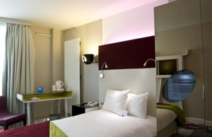 Hotel Mercure Paris Bercy Bibliotheque : Chambre Simple Standard