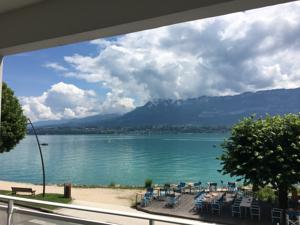 Appartement Escapade au bord du lac du Bourget : Appartement