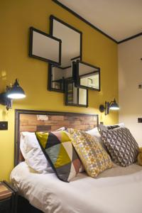 Hotel Madrigal : Chambre Double