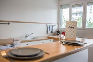 Appartement Luckey Homes - Boulevard General Vanier : photos des chambres