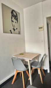 Agreable appartement proche Gare : photos des chambres