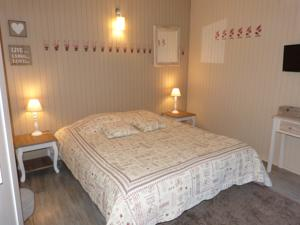 Chambres d'hotes/B&B Gitamiglos Chambres d'Hotes : Chambre Double