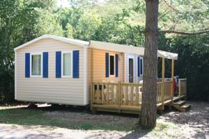Hebergement Camping Trelachaume : Mobile Home
