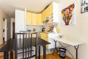 Appartement Bright studio of 29m2 close to Pere Lachaise : photos des chambres