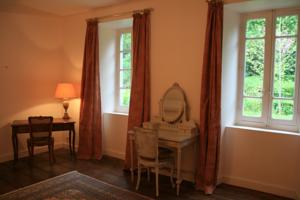 Chambres d'hotes/B&B L'Affable : Chambre Double Rose