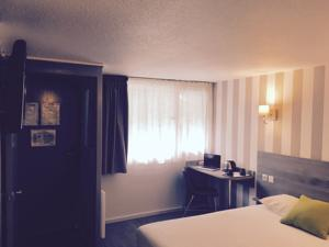 Hotel Kyriad Valenciennes Sud - Rouvignies : Chambre Double