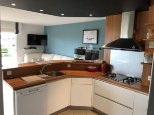 Appartement Residence Bisquine : photos des chambres