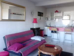 Appartement T2 pres de la Gare Saint Jean : Appartement 1 Chambre