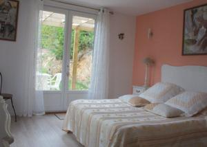 Hebergement Holiday rental villa private pool in the heart of the Cevennes - Gard - South of France : photos des chambres