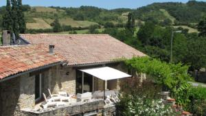Hebergement Gite complex near Mirepoix in the Pyrenees : Maison 3 Chambres