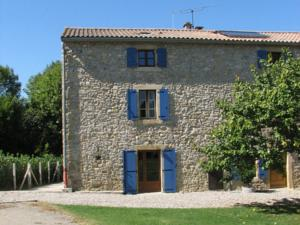 Hebergement Gite complex near Mirepoix in the Pyrenees : Maison 4 Chambres