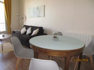 Appartement Au bon air : photos des chambres