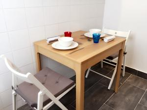 Appartement Robert Flat with private garden : photos des chambres