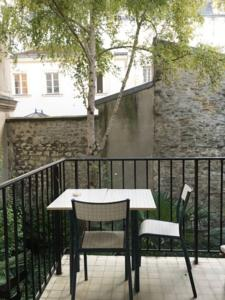 Appartement Flat In Le Marais With 2 Bedrooms : Appartement 2 Chambres