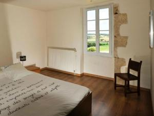 Chambres d'hotes/B&B Domaine Gajolles : Chambre Double