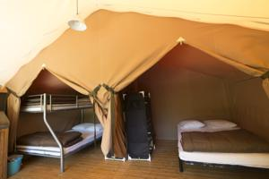 Hebergement camping aloha plage : photos des chambres