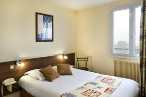 Logis Hotel Au Site Normand : Chambre Simple