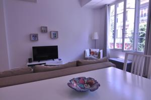 Appartement Stylish two-bedroom apartment : photos des chambres