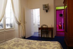 Hotel Heritage : Chambre Double