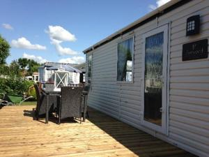 Hebergement Camping Le Prejoly : Mobile Home