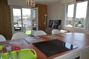 Appartement Panorama city : photos des chambres