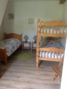 Chambres d'hotes/B&B Chambres d'hotes Le Baraillot : Suite 2 Chambres