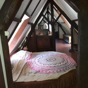Appartement Le Manoir de Goliath : photos des chambres
