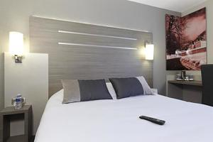 Hotel Kyriad Grenoble-Voiron Chartreuse-Centr'alp : Chambre Double