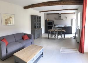 Hebergement Les Boreades de Vougeot : Appartement en Duplex