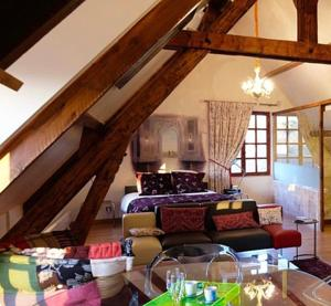 Chambres d'hotes/B&B Besharat Gallery & Museum : Suite Deluxe