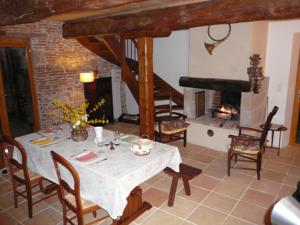 Chambres d'hotes/B&B Le Jourdy : Chambre Double Standard