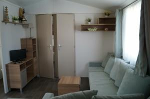 Hebergement Mobilhome PRL Fort Samson : Bungalow 3 Chambres