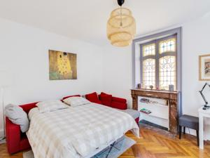 Appartement Welkeys - Alphonse Mercier Apartment : photos des chambres
