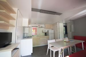Hebergement camping aloha plage : Mobile Home