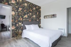 Hotel d'Angleterre : Chambre Double Standard