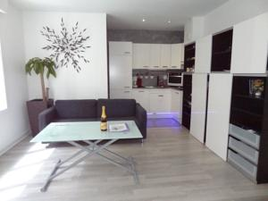 Grand appartement F2 - 2/4 pers : photos des chambres