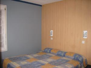 Fasthotel Grenoble Moirans-Voreppe : Chambre Double