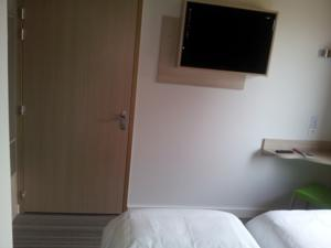 Fasthotel Dunkerque : Chambre Lits Jumeaux