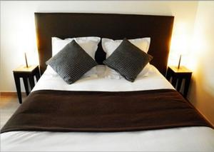 Inter-Hotel Orleans Nord : Chambre Double