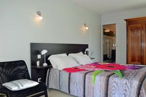 Chambres d'hotes/B&B Chateau-Vert : Chambre Double
