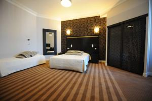 Best Western Hotel Continental : Chambre Triple Supérieure