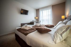 Hotel Best Western Aquakub : Chambre Double Supérieure