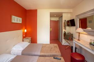 New Providence Hotel : Chambre Lits Jumeaux