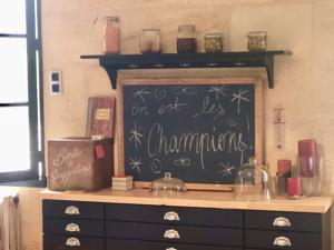 Chambres d'hotes/B&B Chateau Rambaud by Weekome : Appartement 2 Chambres