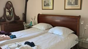Chambres d'hotes/B&B Troubadour : Chambre Lit King-Size Deluxe